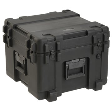 "14"" Deep Waterproof Case with Wheels"