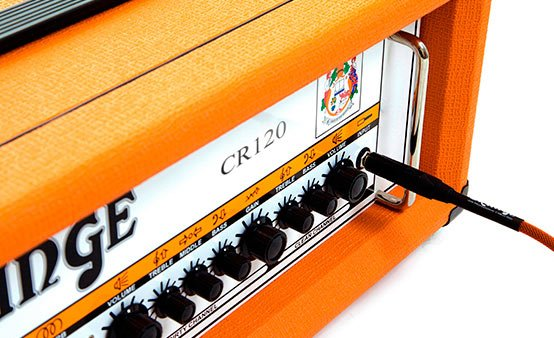 120W Crush Solid-State Guitar Amplifier Head