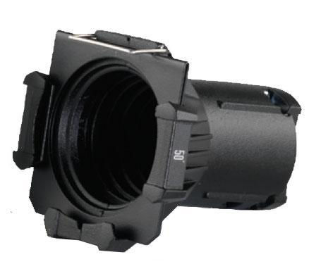 50° Source Four Mini Lens Tube in Black
