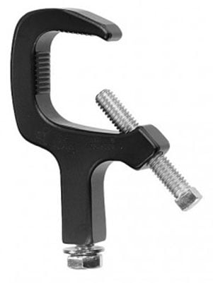 Source Four Mini C-Clamp in Black