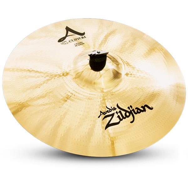 "18"" A Custom Crash Cymbal in Brilliant Finish"