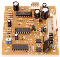 Aggressor Main Millenium PCB