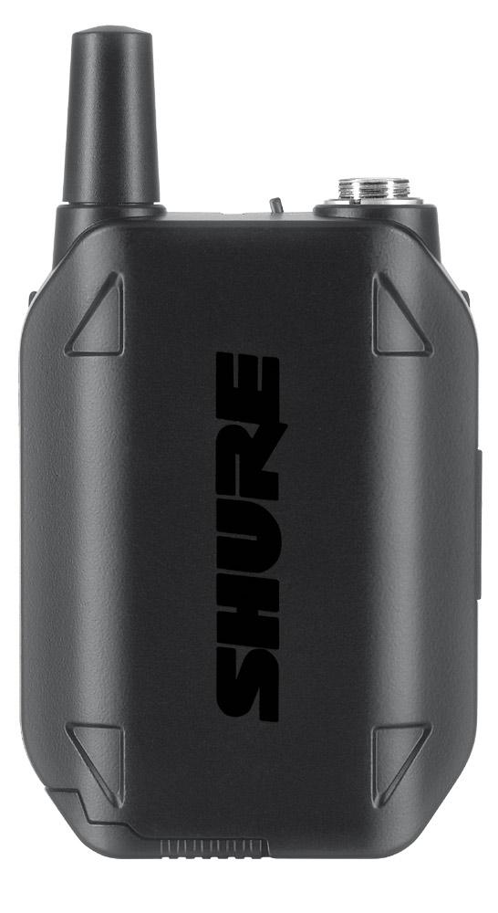 Shure GLXD1 Wireless Bodypack Transmitter GLXD1