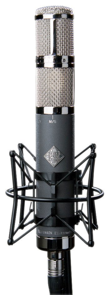 Multi-Pattern Stereo Tube Condenser Microphone