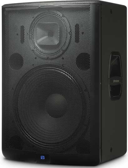 "1x15"" 3-Way Active Integration Loudspeaker with 2000W Power Amplifier"
