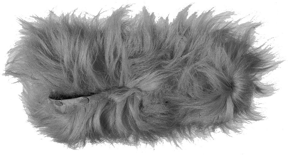Hairy Cover for MKH Series Microphones