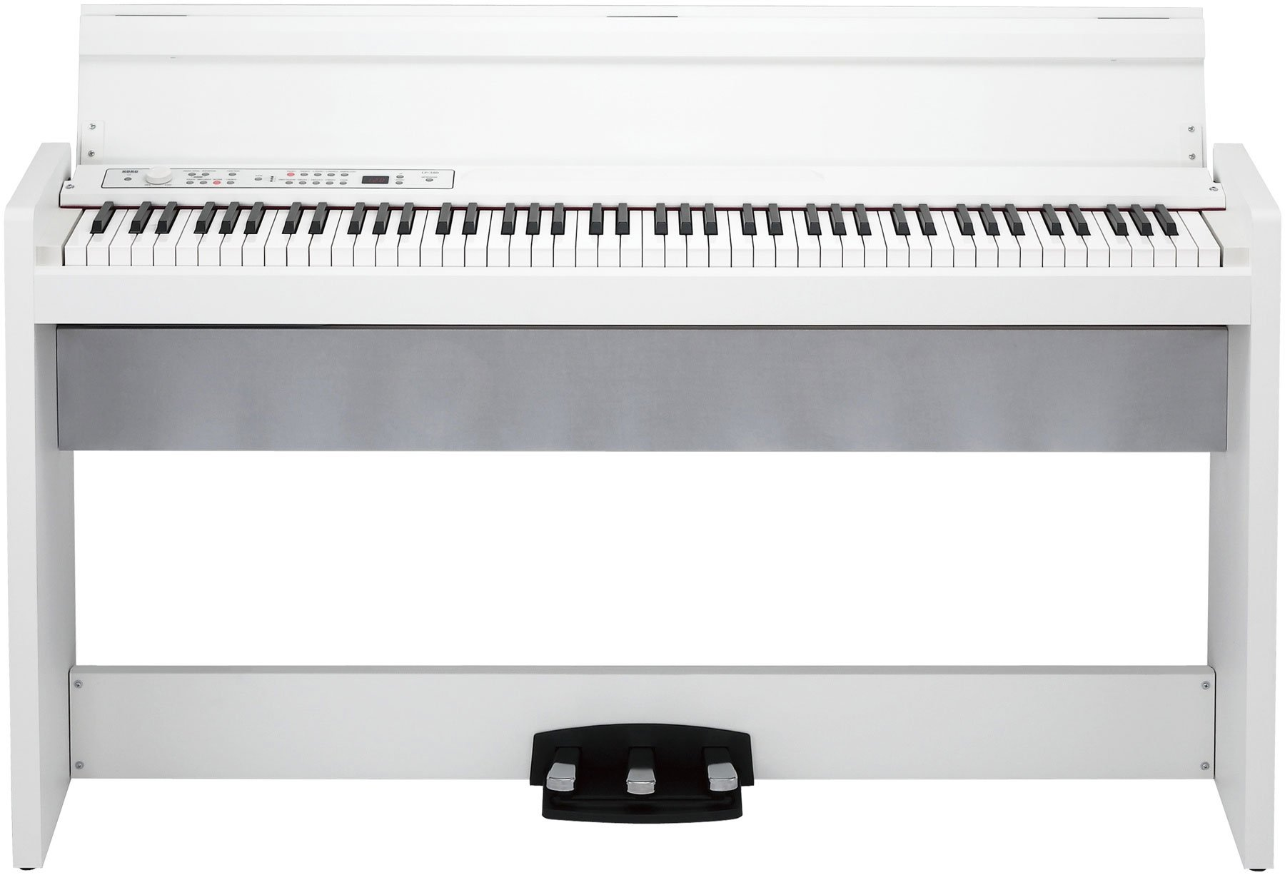 White 88-Key Digital Piano