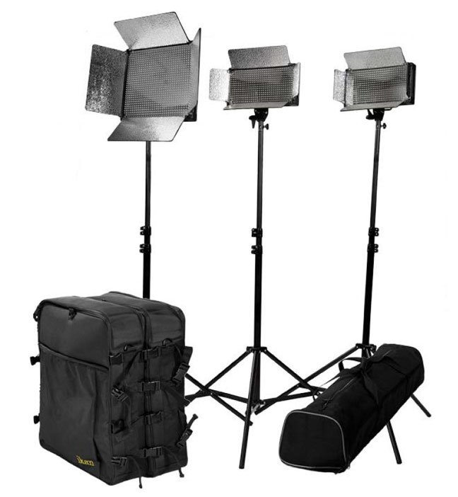 Small Location Light Kit