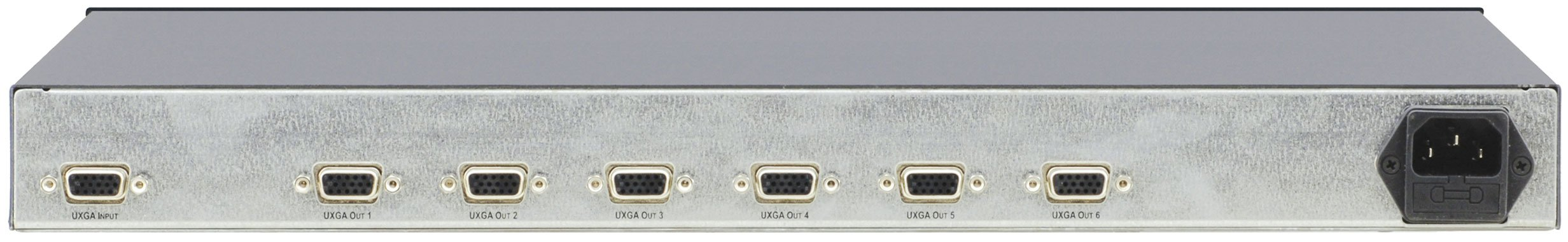 1:6 Computer Graphics Video Distribution Amplifier