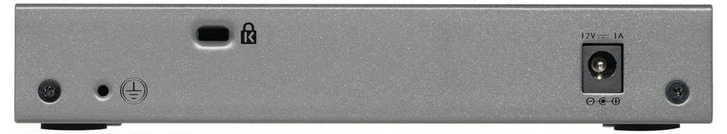 Netgear GS108T with 8 GB ports (non-POE)