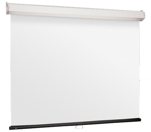 "161"" HDTV Luma 2 with AR Manual Projection Screen, Matte White"