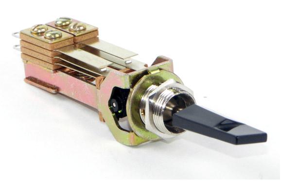 3-position Non-Locking Switch