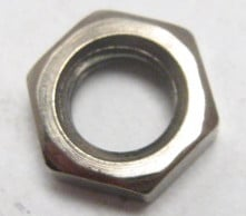 American DJ Light Stand Leg Fitting Knob Nut
