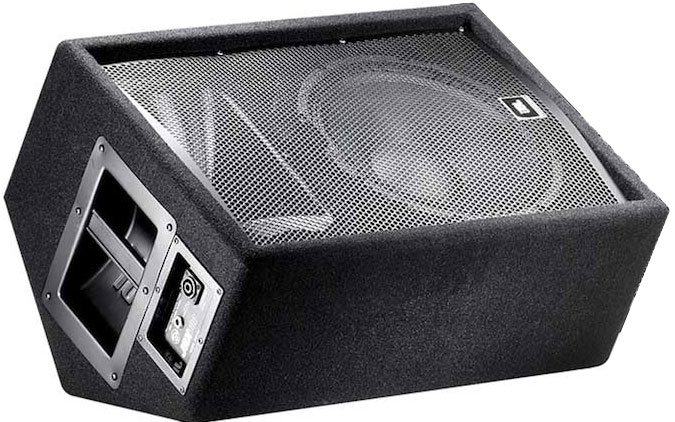 "12"" Two-Way Stage Monitor Loudspeaker System"