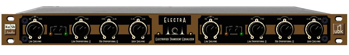 4-Band Dual Channel Electrified Transient Equalizer