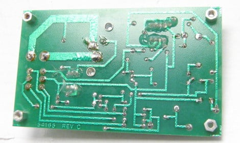 Rosco Thermal Control PCB