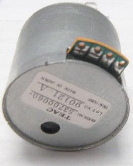 Teac 5370006000 Tascam Cassette Deck Capstan Motor 5370006000