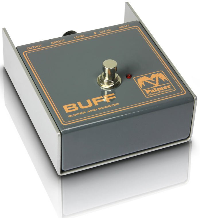 Buffer and Booster Preamp/Cable Driver Pedal