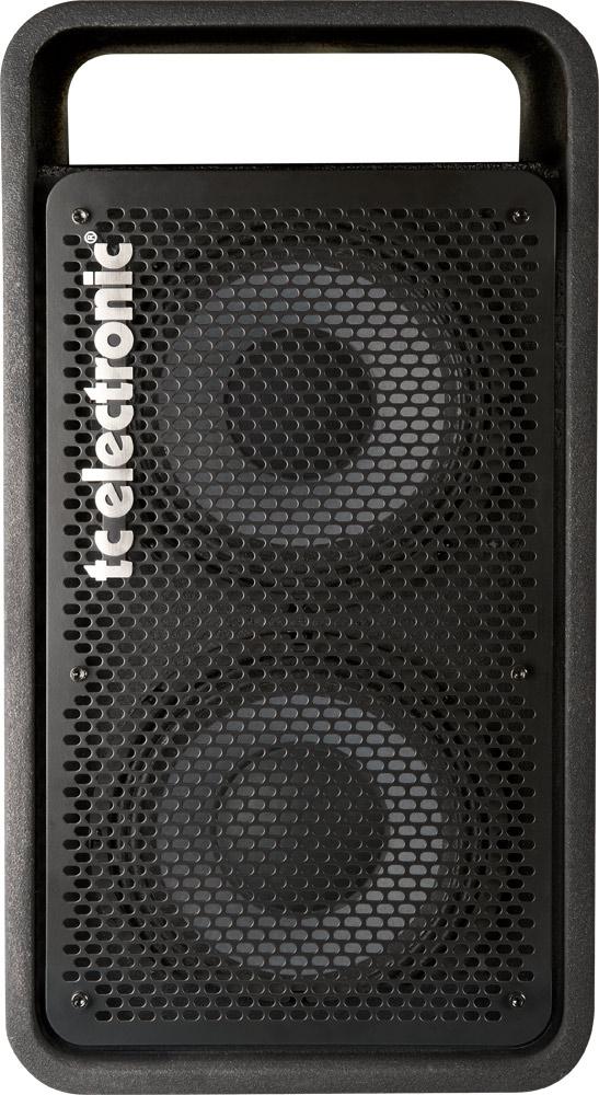 "2x10"" 400W Bass Speaker Cabinet with Tweeter"