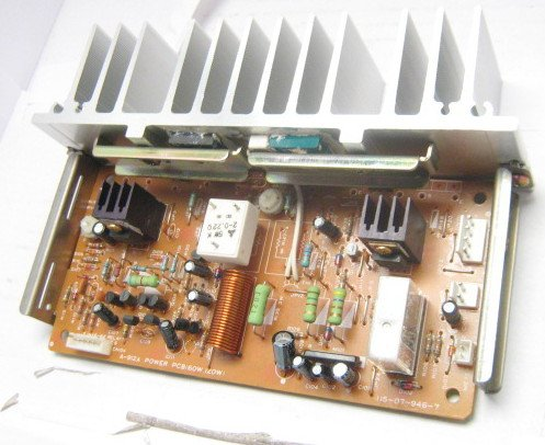 TOA Power Amp Main PCB