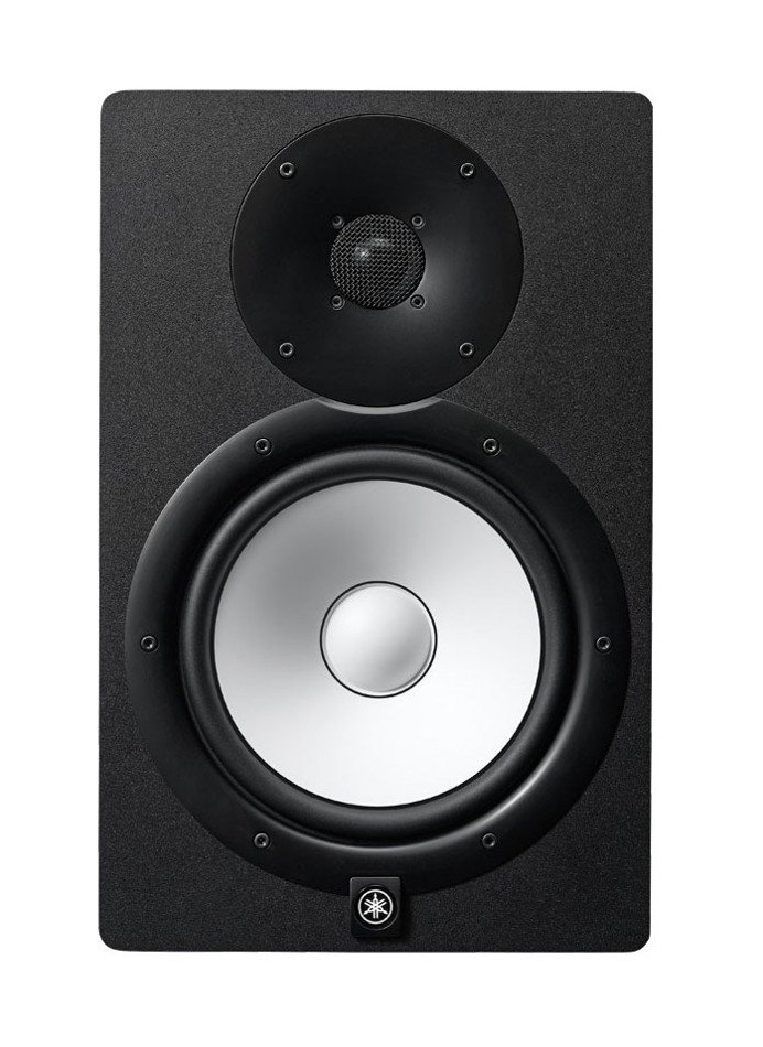 "8"" Bi-amped Nearfield Studio Monitor in Black"