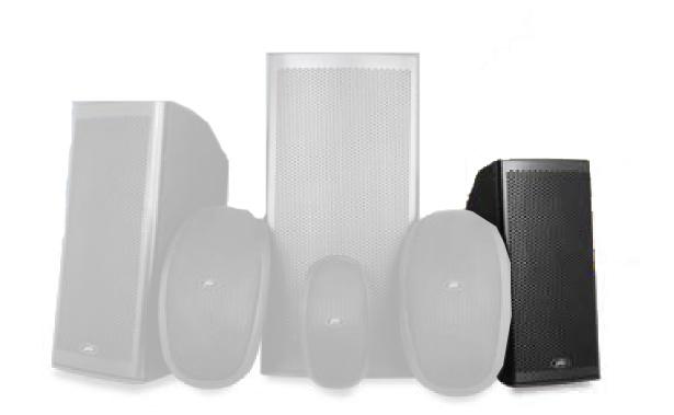 "8"" Elements Series 2-Way Molded Enclosure Outdoor Speaker"