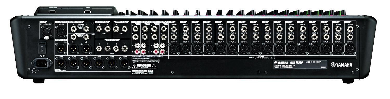 Yamaha mgp24x 24 channel mixer with usb recording and fx for Yamaha mgp24x 24