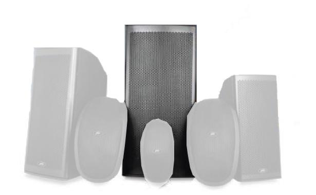 """12"""" 2-Way Molded Enclosure Outdoor Speaker"""