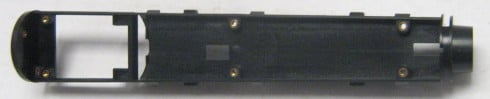 Sony Transmitter Battery Compartment