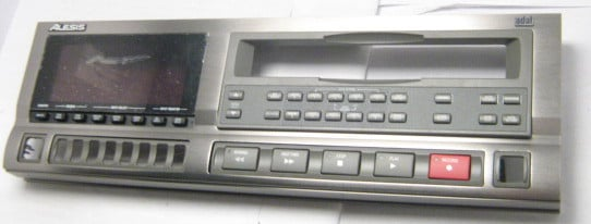 Alesis ADAT Recorder Front Panel