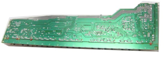Tascam Mixer Input A PCB