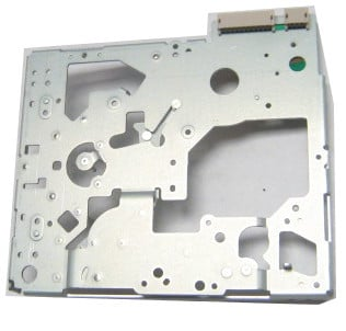 Tascam DAT Chassis Base