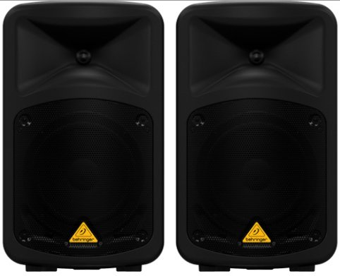 8-Ch 500W Wireless PA System