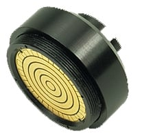 Microphone Head Adapter for Sennheiser® 5000 Microphone Heads to 9000 and 2000 Series as Well as Evolution Handhelds