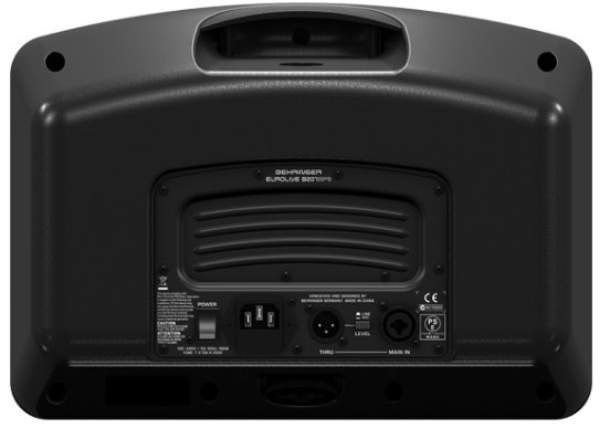 "150W 6.5"" Active PA Speaker"