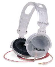 Clear Stereo Headphones