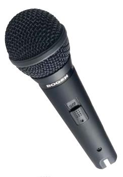 Handheld Dynamic Cardioid Microphone
