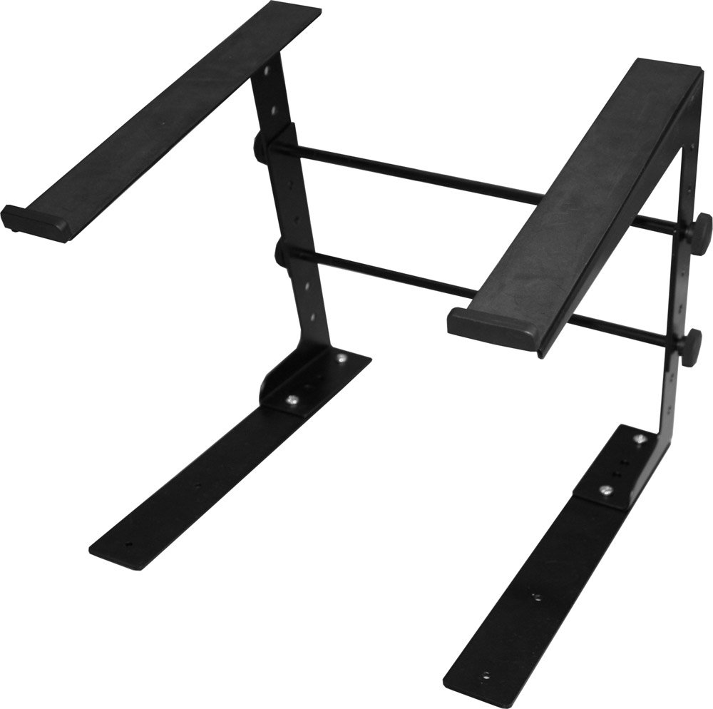 Single-tier, Multi-purpose Laptop/DJ Stand