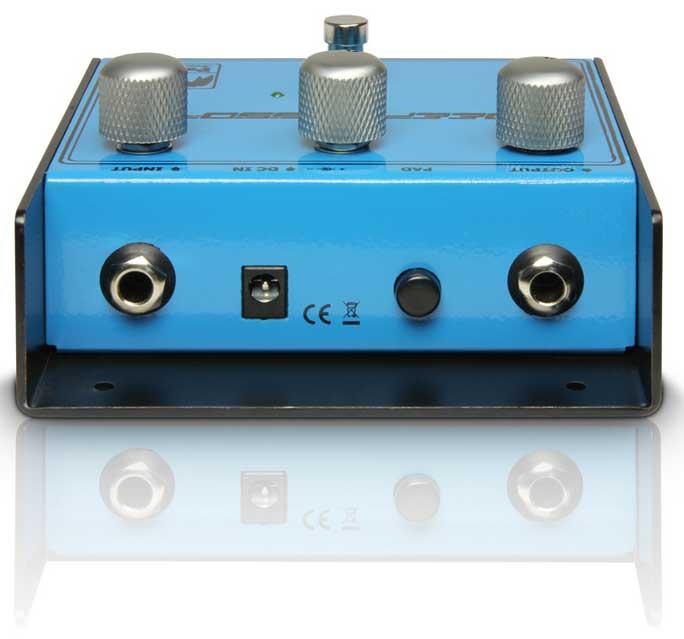 """""""Deepressor"""" Compressor Effect Pedal for Bass Guitars"""