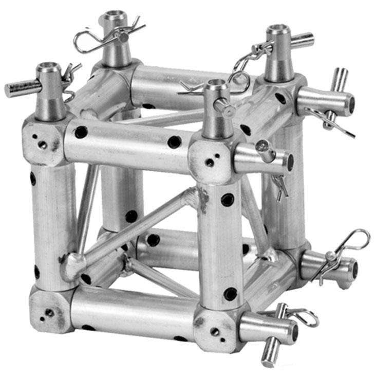 Universal Junction Block for F14 Mini Square Truss