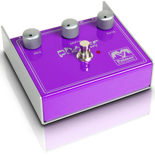 Phase Effect Guitar Pedal