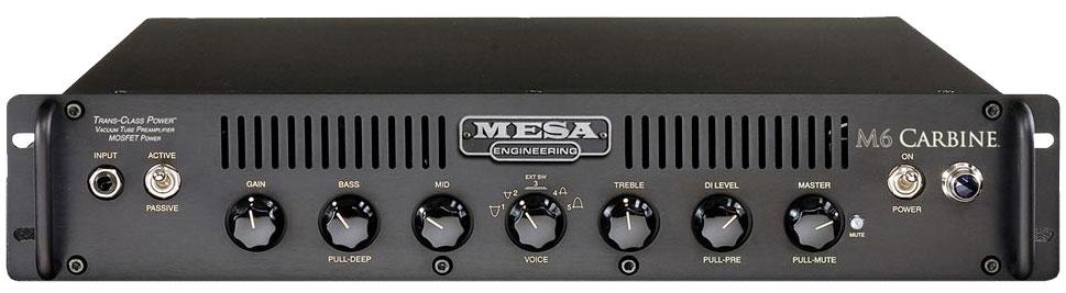 600W Rackmount Bass Amplifier Head