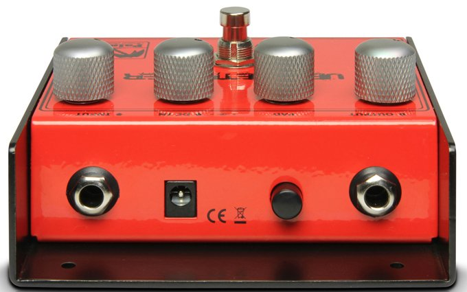 Uebertreiber Distortion Pedal for Bass Guitar