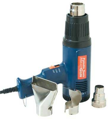 120V/1200W Variable Speed Heat Gun with 3 Nozzles