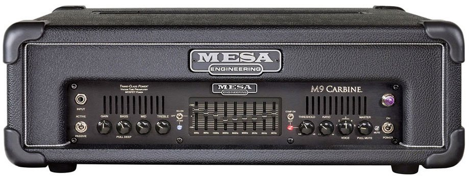 600W Bass Amplifier Head