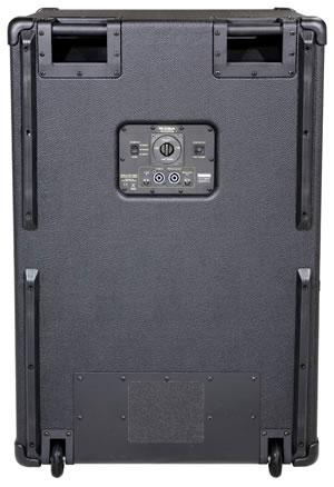 "900W 4 Ohm 6x10"" Bass Speaker Cabinet"
