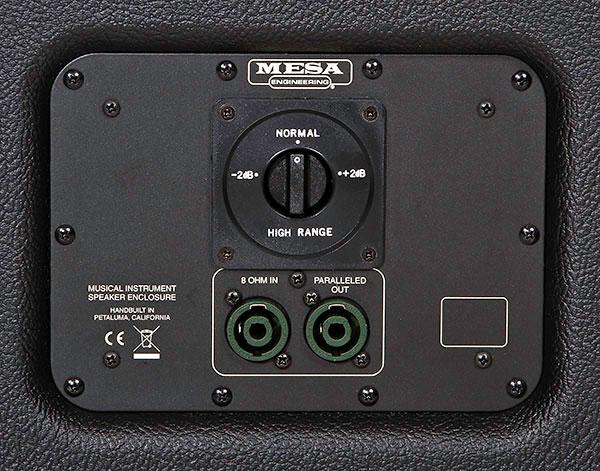Mesa Boogie Ltd Traditional 2x10 PowerHouse 400W 2x10 Bass Speaker ...