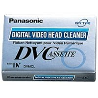 Advanced Mini HDV/DV/DVCAM Camera Cleaning Cassette