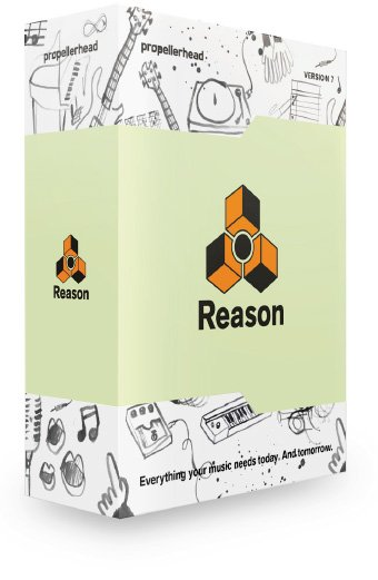 5-Pack Upgrade of Reason 7 for Educational Institutions (Mac/PC)