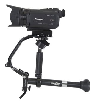 Handheld Camera Stabilizer/Tabletop Tripod/Monopod